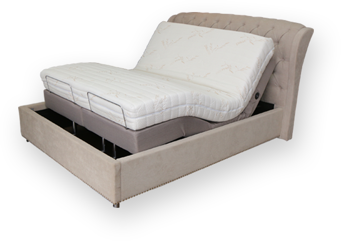 Adjustable Bed Base >> Adjustable Beds | Electric Beds - The Back and Neck Bedding Co