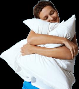 pillow-hugger
