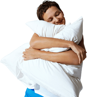 pillow-hugger