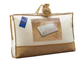 Shop the Getha Air Latex Pillow available in-store at Perth or online at The Back and Neck Bed Shop