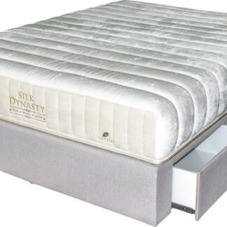 Drawer Storage Bed Base available in-store or online at The Back and Neck Bed Shop
