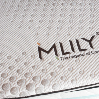 Mlily Memory Foam Mattress Toppers available at The Back and Neck Bed Shop