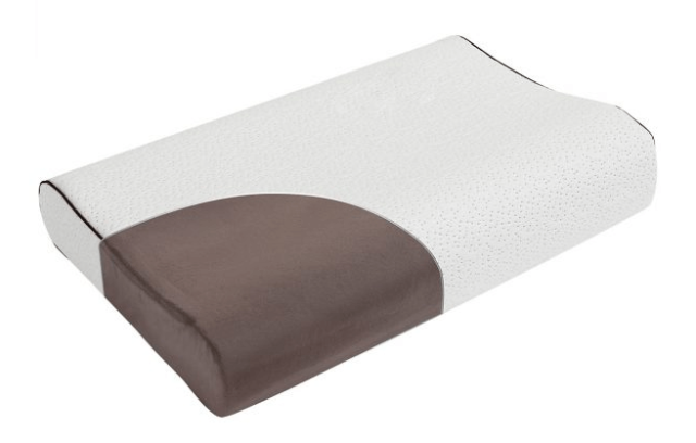 Mlily Contour Pillow available at The Back and Neck Bed Shop