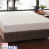 Sleepwhisperer 20cm Firm SpineAlign Latex Mattress D80 available online or in-store at The Back and Neck Bed Shop