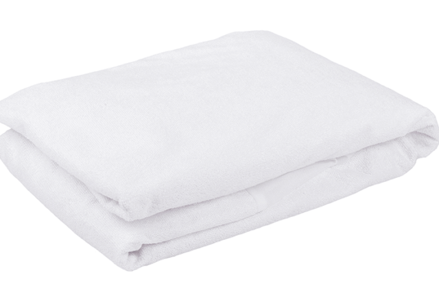 Adjustable bed waterproof mattress protector from EcoGuard sold online and in-store at Back and Neck Bed Shop