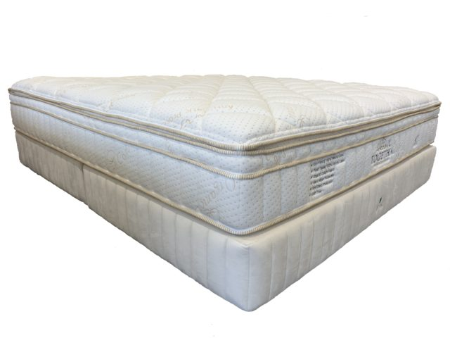 King Togetha 100 Natural Latex Mattress by GETHA available online and in-store at The Back and Neck Bed Shop