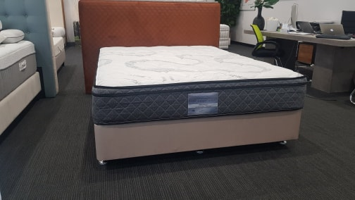 Slumbercare Morpheus Medium Mattress available at The Back and Neck Bed Shop