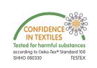 Confidence in Textiles Oeko-Text Standard 100 graphic