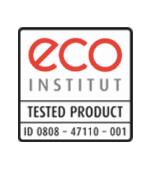 ECO Institut Tested graphic