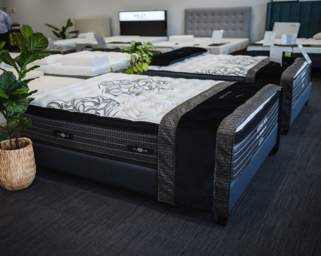 Slumbercorp Artisan Series Exquis Mattress available online and in-store at The Back and Neck Bed Shop
