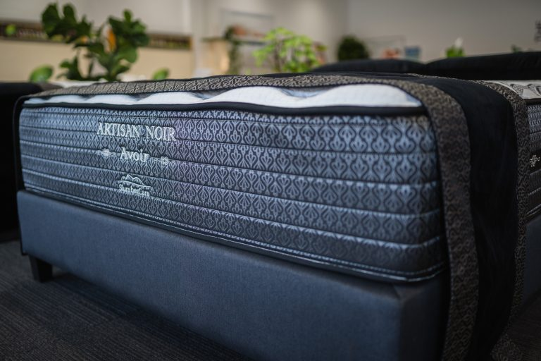 Slumbercorp Artisan Avoir Mattress available online and in-store at The Back and Neck Bed Shop