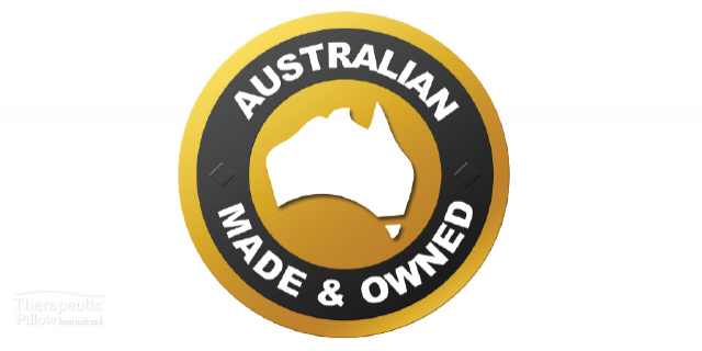 Australian Made & Owned graphic