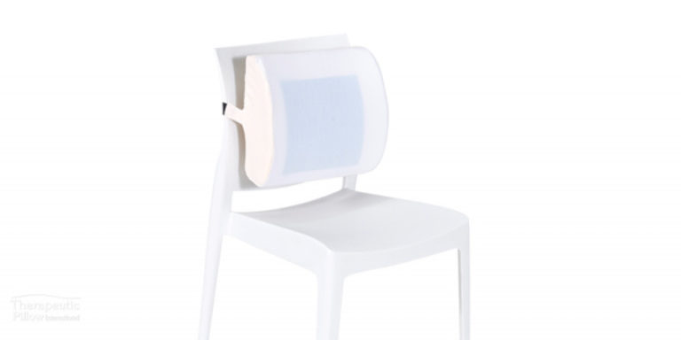 MemoGel Back Support Cushion (Cooling Back Pain Relief Chair Pillow) available online or in-store at The Back and Neck Bed Shop