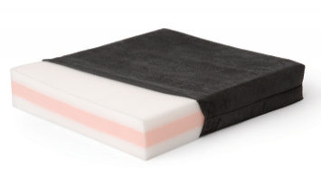 Diffuser Memory Foam Cushion available online and in-store at The Back and Neck Bed Shop