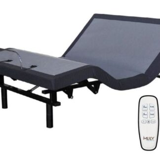 MLily Adjustable Electronic Bed Massage available at The Back and Neck Bed Shop