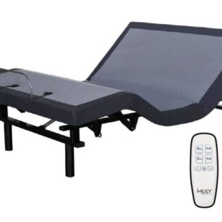 MLily Adjustable Electronic Bed Massage available online and in-store at The Back and Neck Bed Shop