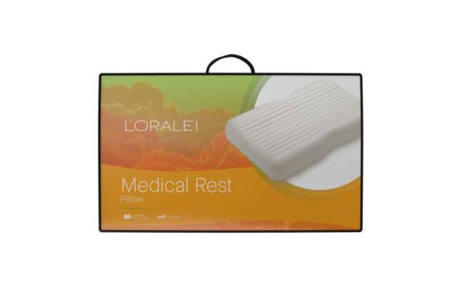 Loralei Medical Rest Contoured Pillow