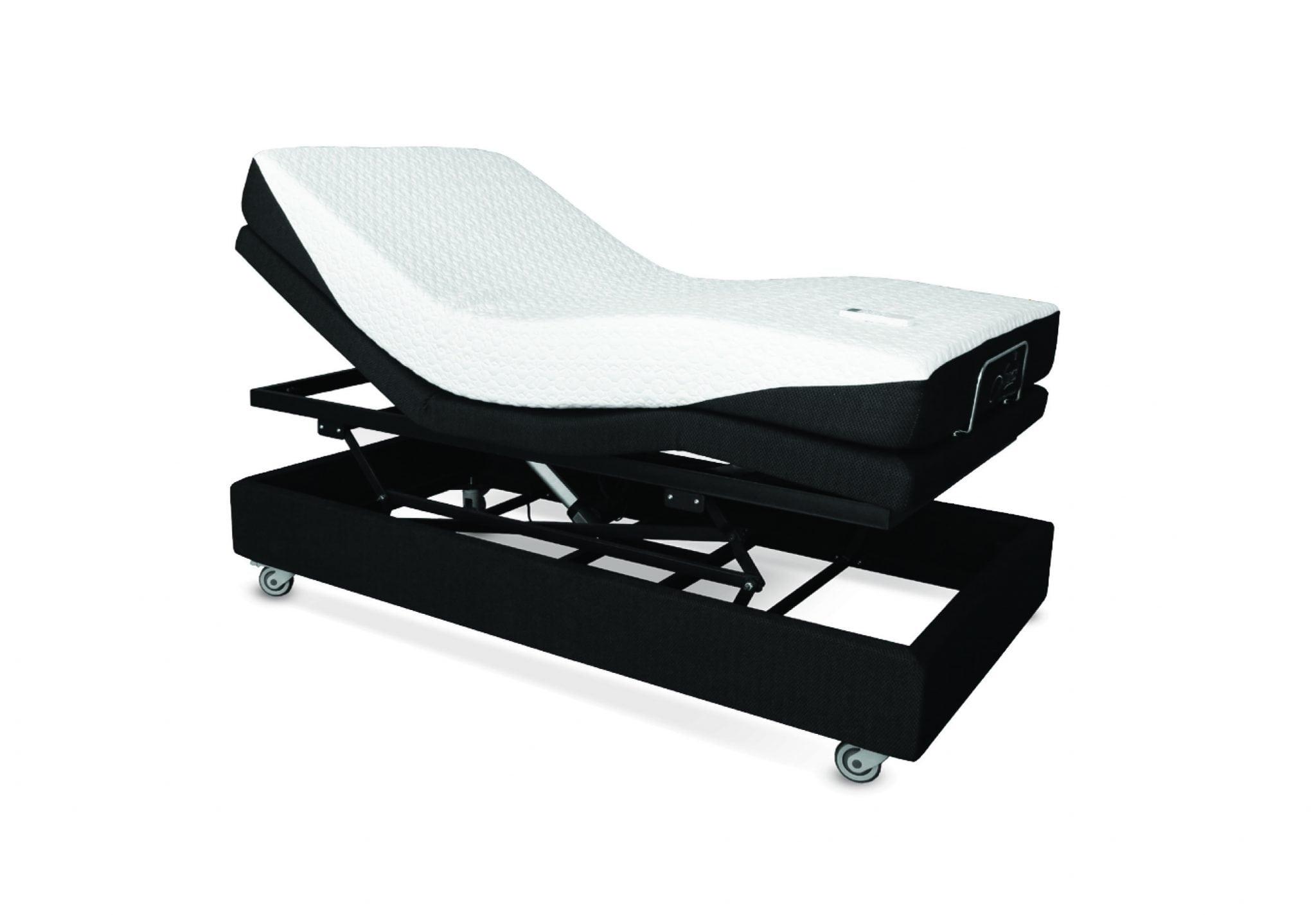 SmartFlex adjustable bed