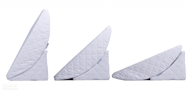 body support wedge pillow in all angles