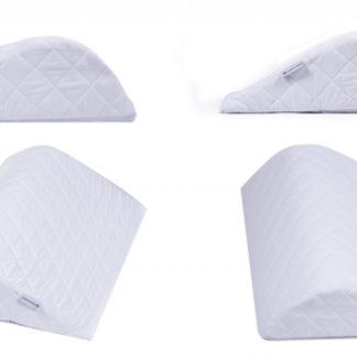 Knee Wedge pillow in all angles