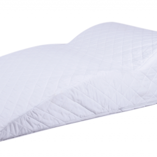 side sleeping wedge body support pillow