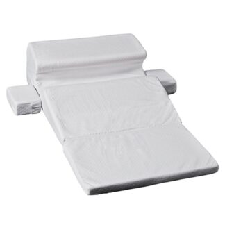 SnoreBeGone adjustable support fully body pillow
