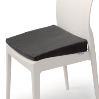 angled posture seat cushion